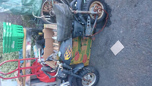 Looking For Old Mini Bikes and Scooters and Mopeds