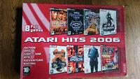 8 Jeux a Grand succès d'Atari 2006