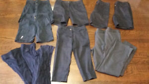 monsignor doyle uniform shorts pants sz27