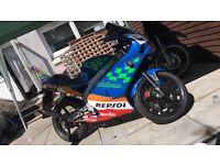 Aprilia RS 50 super sport