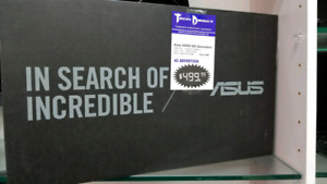 Asus .Brand new laptop.