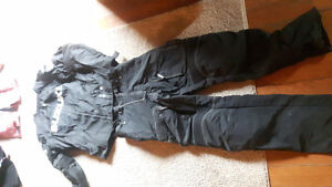 Ladies Suzuki motorcycle jacket and pants