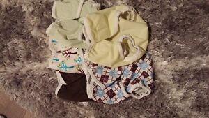 Cloth Diaper Stash Regina Regina Area image 1