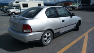 2001 HYUNDAI ACCENT 1.6L! GREAT ON GAS, NEW TIMING BELT