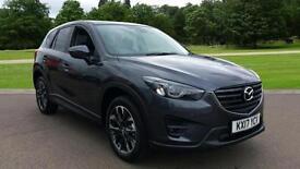 2017 Mazda CX-5 2.2d (175) Sport Nav 5dr AWD A Automatic Diesel Estate
