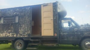 insulated tiny home or what ever u want use it for on wheels
