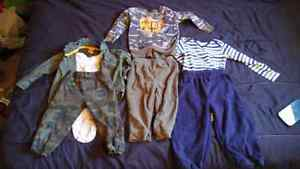 Baby boy clothes sizes vary newborn - 3 Kingston Kingston Area image 10