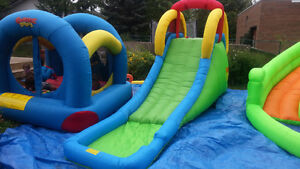 jeux gonflables inflatable slide