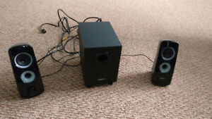 Z323 Computer Speaker system with Subwoofer