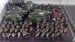 Warhammer 40K Imperial Guard Army
