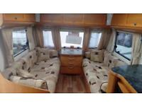 Lunar delta twin axel island bed 4 berth for sale