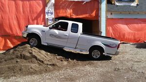 1997 Ford F-150 SuperCab Pickup Truck