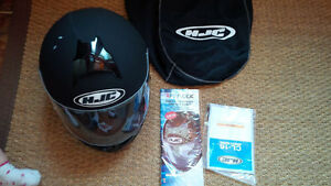 Nearly New HJC CL-16 Motorcycle Helmet