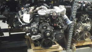 2015 FORD F-250 F-350 6.7 DIESEL ENGINE