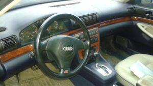 Audi Sport Steering wheel with airbag