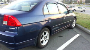 2005 Honda Civic Sedan *Needs new transmission*
