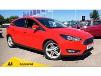 2015 Ford Focus 1.0 EcoBoost 125 Titanium 5dr Manual Petrol Hatchback