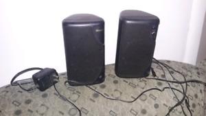 Memorex computer speakers