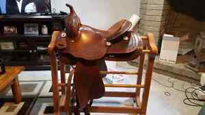 15 inch Saddle For Sale! Great Condition  London Ontario image 2