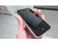 """iPhone 4S,Black,16gb,Unlocked,Mint Condition With Charger""""TRUSTED SELLER"""" Now Only £70"""""""