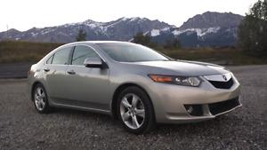 2009 Acura TSX premium - low km