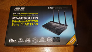 ASUS RT-AC66U WiFi Router