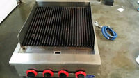 Commercial Counter Top Radiant Broiler