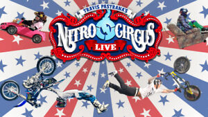 Nitro Circus at Rogers Place in Edmonton, Sun Oct 7 | $49