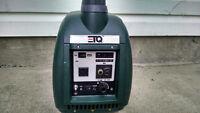 .1200 watt inverter generator 4 stroke suitcase style