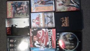 100+ Awesome DVDs 80$