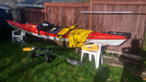 Delta 17 kayak