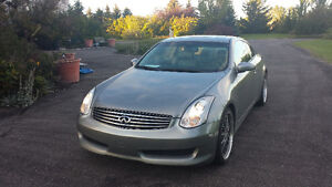 2006 Infiniti G35 Luxury Coupe