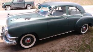 For Sale 1951 Pontiac