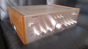 Rare vintage Sony Amplifier