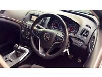 2015 Vauxhall Insignia 2.0 CDTi (140) ecoFLEX SRi (St Manual Diesel Hatchback