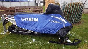 Yamaha Nytro xtx 2013 Québec City Québec image 3