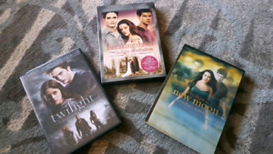 All 3 Twilight DVD Sets