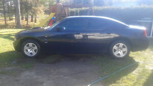 2007 Dodge Charger Tissu Berline