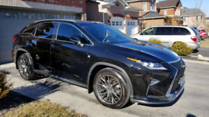Short Lease Takeover - 2017 Lexus RX 350 F Sport -$825 tax inc