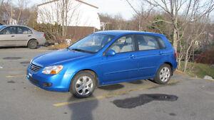 2008 Kia Spectra 5 Hatchback Low mileage