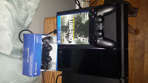 Ps4 2 controllers chat pad infinite warfare