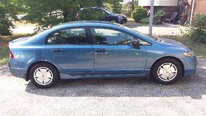 2009 Honda Civic DX-G Sedan
