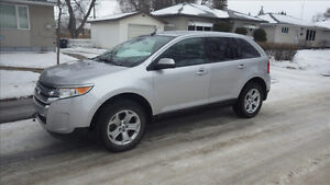 2013 Ford Edge SEL 4 X 4 SUV, Crossover