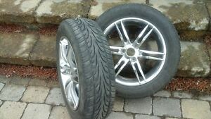 2 rims grandeur de pneu MC 165 65 R 14 pour spyder RT Gatineau Ottawa / Gatineau Area image 2