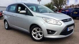 2011 Ford Grand C-MAX 1.6 TDCi Zetec 5dr Manual Diesel MPV