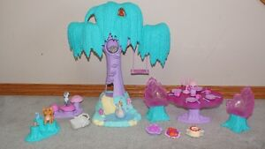 Barbie of Swan Lake Enchanted Forest Play Set