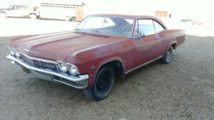 1965 Chevrolet Impala runs/drives