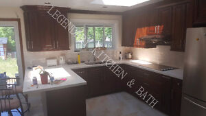 SUPER DEAL for maple solid-wood cabinetry.Legendary kitchen&bath Oakville / Halton Region Toronto (GTA) image 4