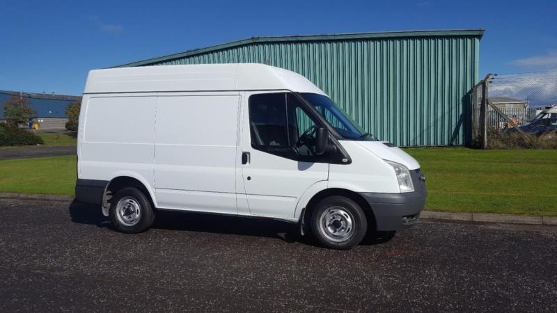 2011 61 PLATE FORD TRANSIT 85 T260