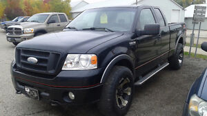 !SOLD! 2006 Ford F-150 FX4 Leather, safety and etest!
